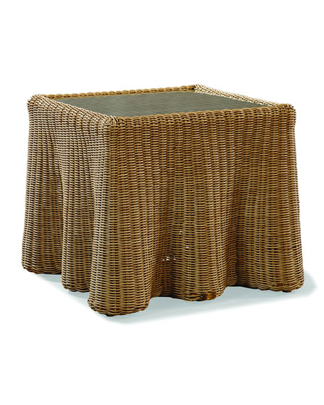 Crespi Wave End Table