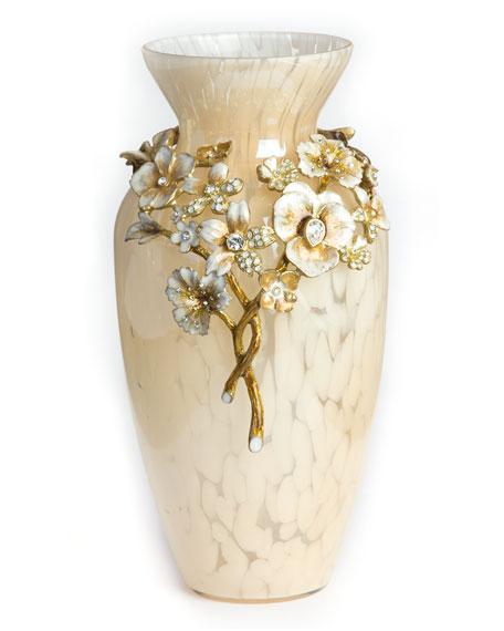 Ivory Bouquet Vase
