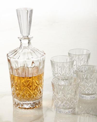 Aberdeen 5-Piece Whiskey Set