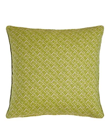 Kimono Honeydew Green Pillow, 20