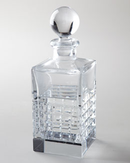 London Square Decanter