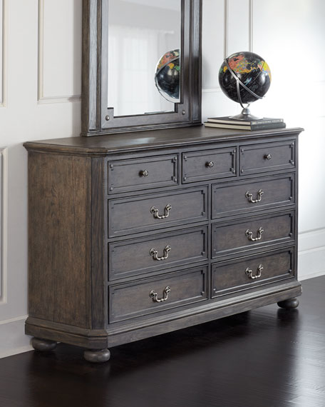 Hooker Furniture Matilda Nine-Drawer Dresser