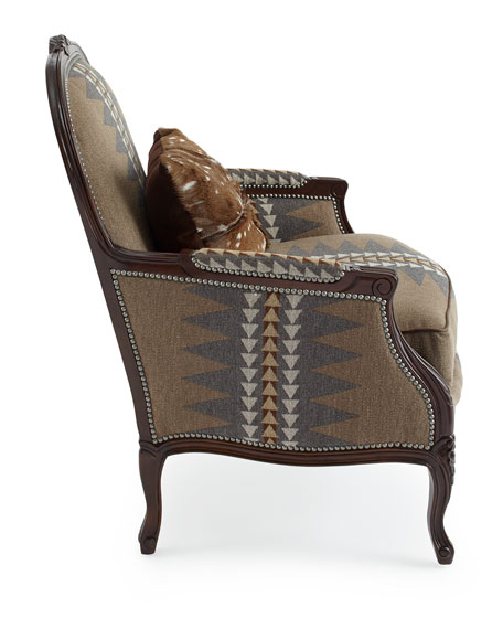 Mrs. Wasserman Bergere Chair