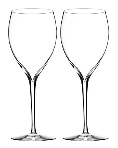 Elegance Sauvignon Blanc Wine Glasses  Set of 2