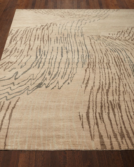 Josie Natori Shady Brook Rug, 10' x 14'