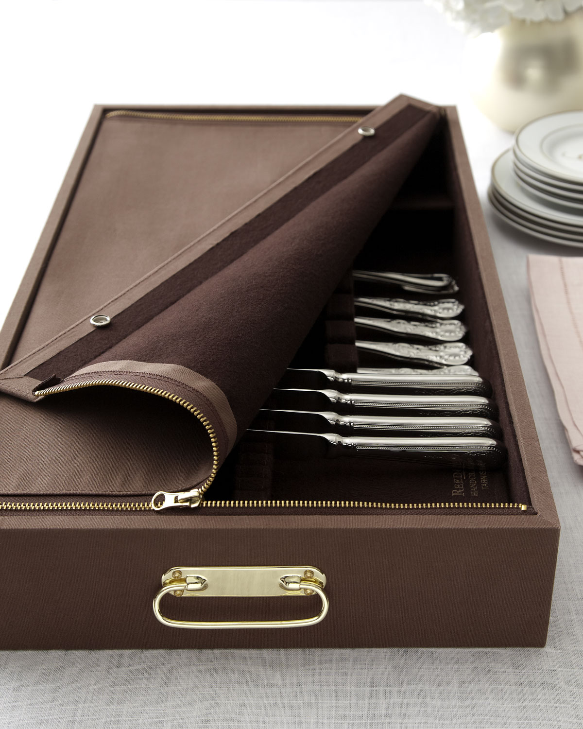 Reed Amp Bartonflatware Chest
