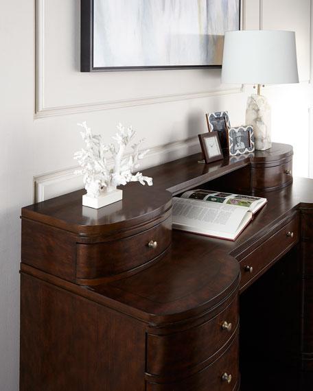 Hooker Furniture Bernadino Credenza Hutch