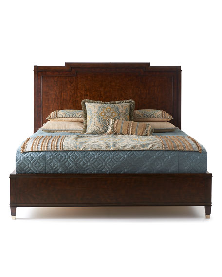 Savannah Queen Sleigh Bed