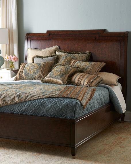Savannah California King Sleigh Bed