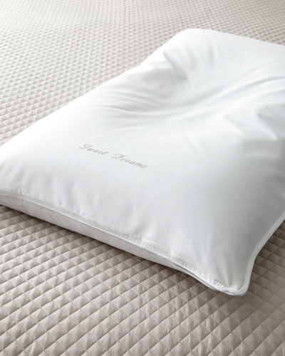 Queen Back Sleeper Pillow  20 x 30