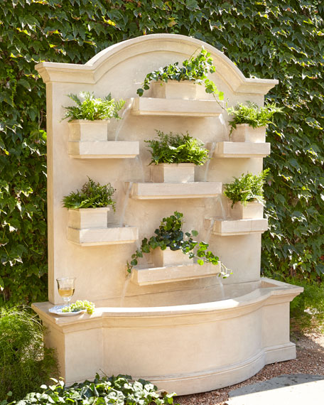 Wilder Planter Fountain
