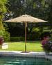 Linen Standard Canopy Outdoor Umbrella