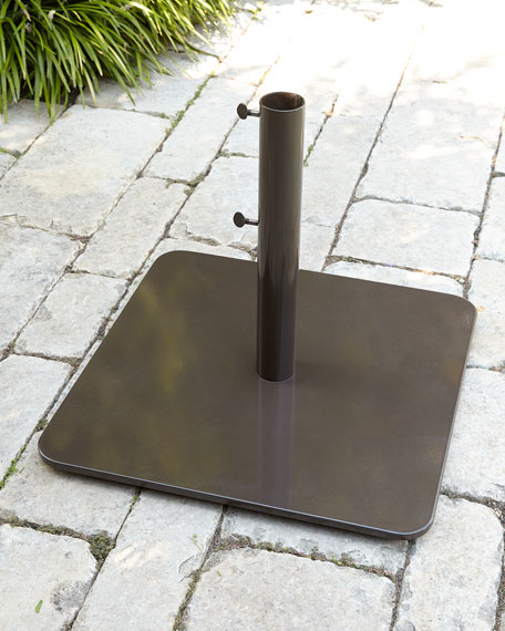 Bronze Low-Profile Steel Base