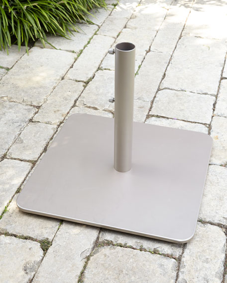 Sandstone Low-Profile Steel Base
