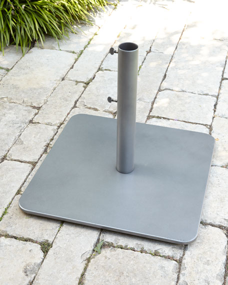 Slate Low-Profile Steel Base