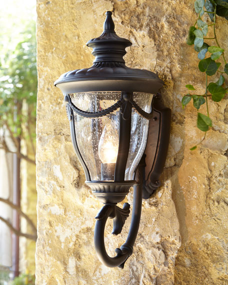 Anise 1-Light Outdoor Wall Scone