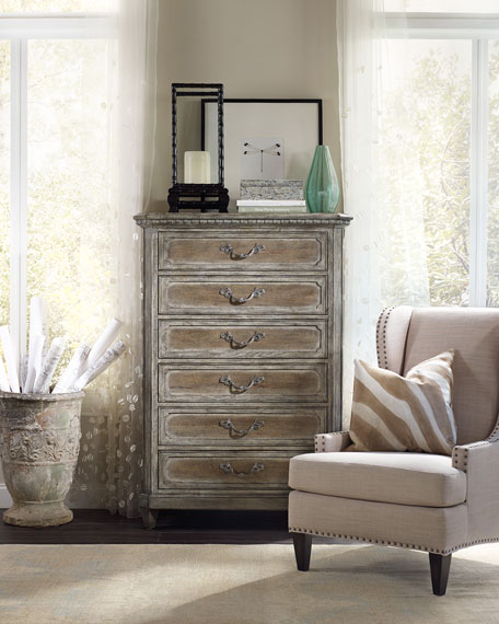 Raleigh Six-Drawer Chest
