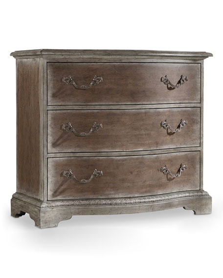 Raleigh Three-Drawer Chest