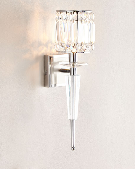 Zen Bathroom Lighting Fixtures wall sconces, sconces & sconce lighting | horchow