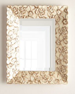 Jemma Brocade Mirror