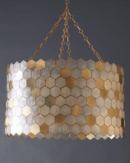 Hogan Capiz 3-Light Pendant