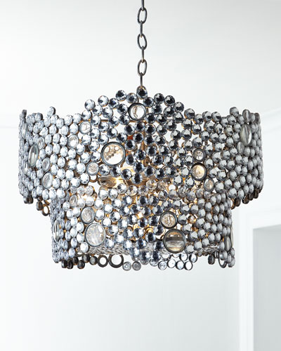 Guiliana 2-Tier 3-Light Pendant