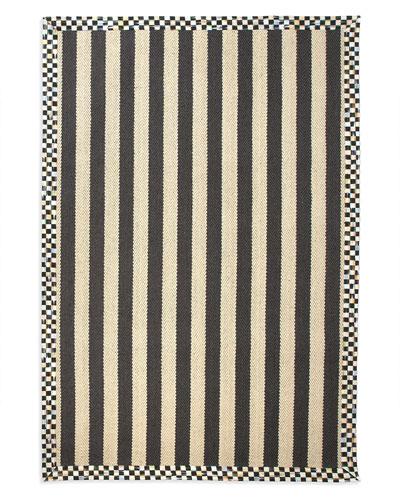 Stripe Rug  5' x 8'