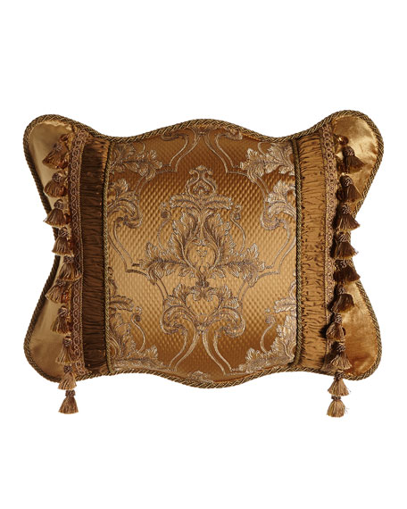 Dian Austin Couture Home King Camilla Scalloped Sham