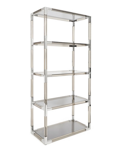 Jacques Smoke Etagere