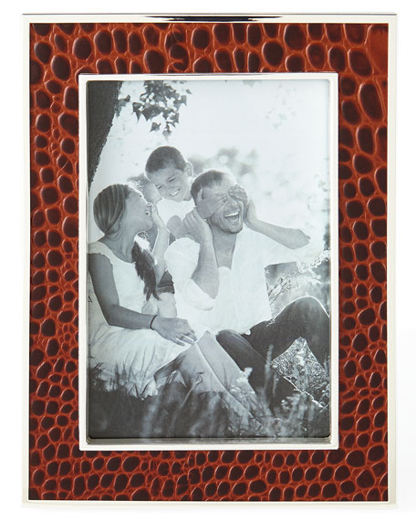 "Chapman Chocolate 4"" x 6"" Frame"