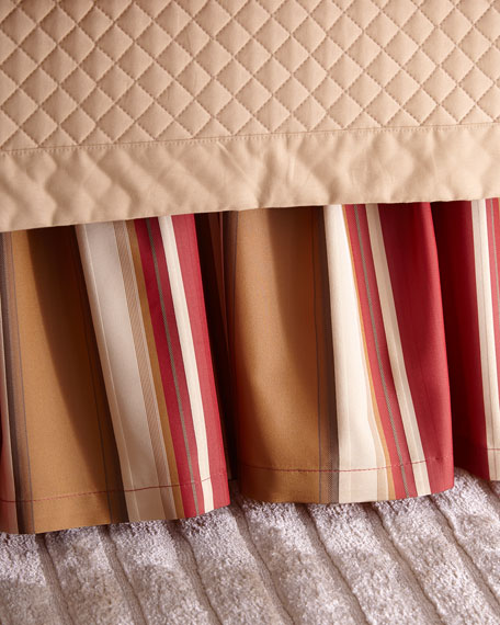 King San Marino Stripe Dust Skirt