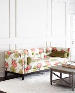 Rosalie Tufted Sofa