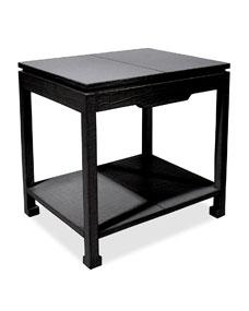 Jonathan Adler Preston Black Side Table