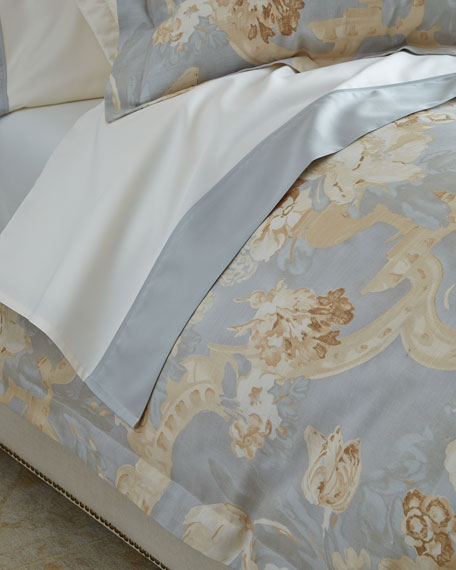 Full/Queen Hathersage Floral Duvet Cover
