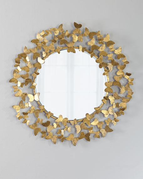 Wall Mirrors Decorative decorative wall mirrors & floor mirrors at horchow