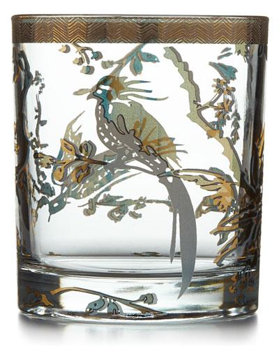 Chanteuse Rocks Glasses, Set of 4