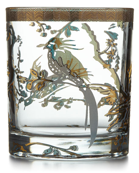 Chanteuse Rocks Glasses, Set of 4