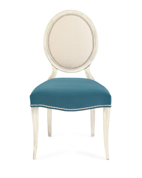 Paige Linen Dining Chair