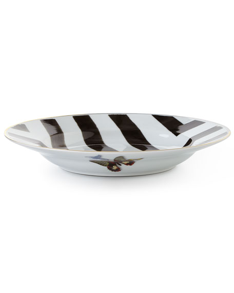 Sol y Sombra Soup Plate