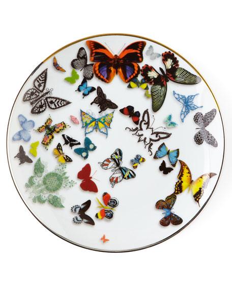 Butterfly Parade Dessert Plate