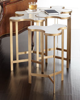 Jafar Interlocking End Table