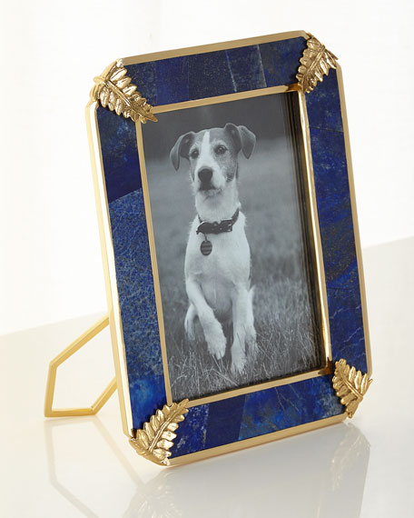 "Enchanted Garden Luxe 5"" x 7"" Picture Frame"