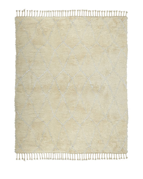 Ashbury Shag Rug, 8' x 10'
