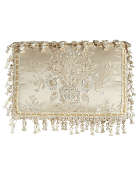 Austin Horn Collection Charlotte Boudoir Pillow, 13