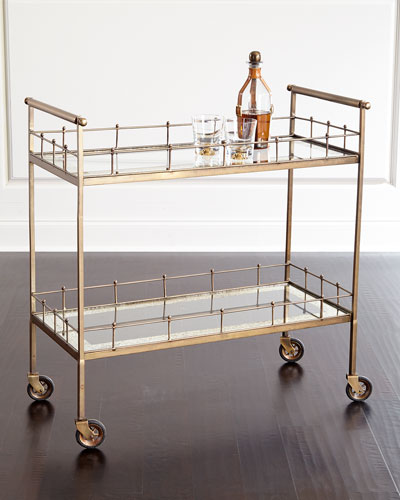 Kingston Brass Bar Cart