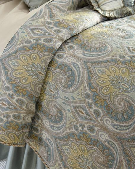 Cannes King 3-Piece Comforter Set