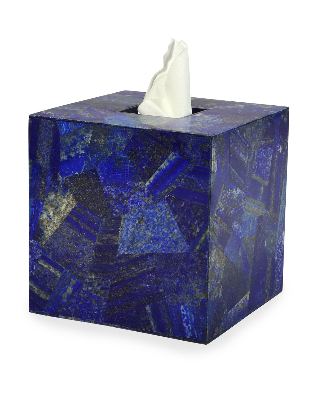 Mike Amp Ally Taj Lapis Tissue Box Cover