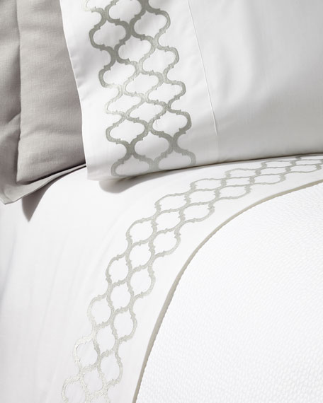 ANALI Queen Tangier Sheet Set
