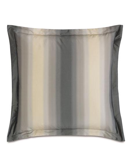European Ezra Stripe Pillow