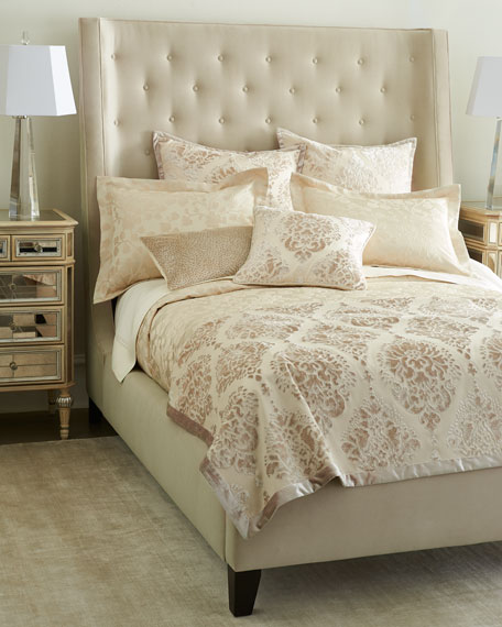 BernhardtEllsbury Tufted California King Bed
